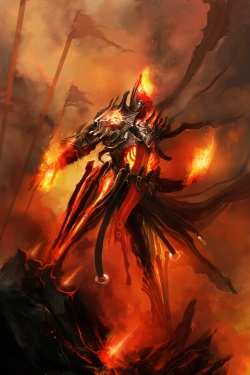 HellFire Destroyer (3 5e Prestige Class) - Dungeons and Dragons Wiki