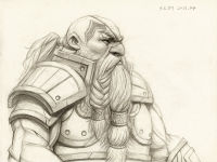 Dwarf warrior by kimsuyeong81-d64mt0p.jpg