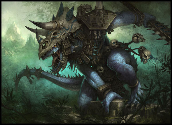 Dragonborn Abomination (4e Monster) - Dungeons and Dragons Wiki