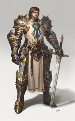 Paladin's Plate (3.5e Equipment) - Dungeons and Dragons Wiki