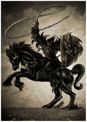 Dullahan (3 5e Monster) - Dungeons and Dragons Wiki